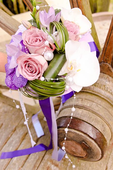 Fleurs for Bouquet de fleurs dans une boite